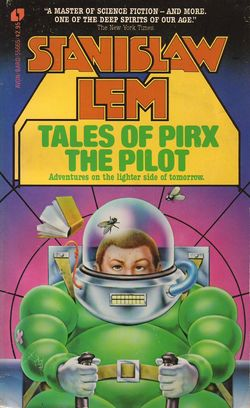 Tales of Pirx the Pilot English Avon 1981.jpg